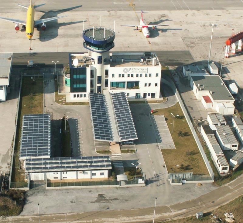 Aeroporto Comoro : Progettazione servizi consuleza energetica integrata